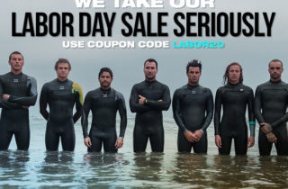 Labor Day Coupon at Wetsuit Wearhouse