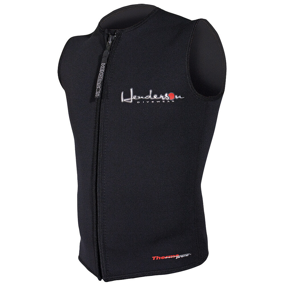 3mm Men's Henderson THERMOPRENE Vest - Front Zip